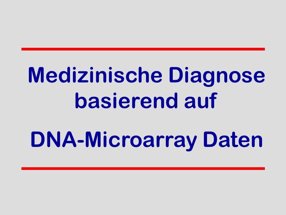 Medizinische Diagnose basierend auf