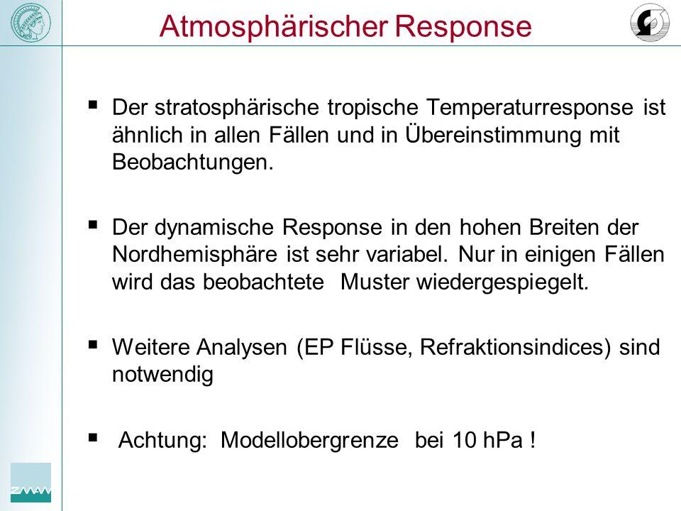 Atmosphärischer Response