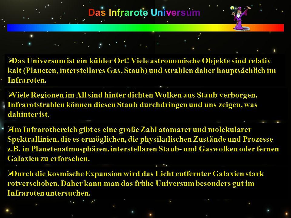 Das Infrarote Universum