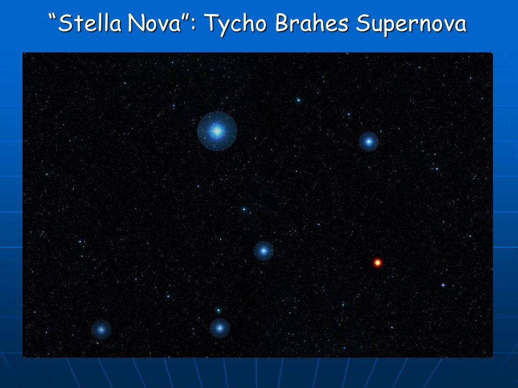 Stella Nova : Tycho Brahes Supernova