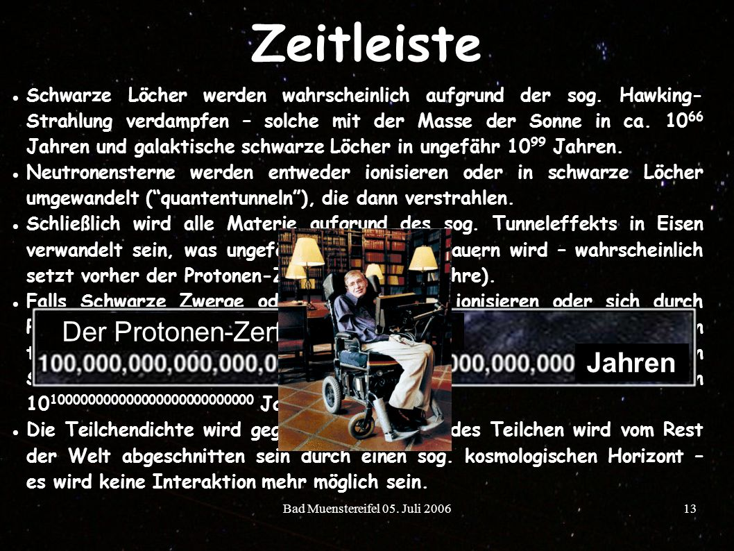 Bad Muenstereifel 05. Juli 2006