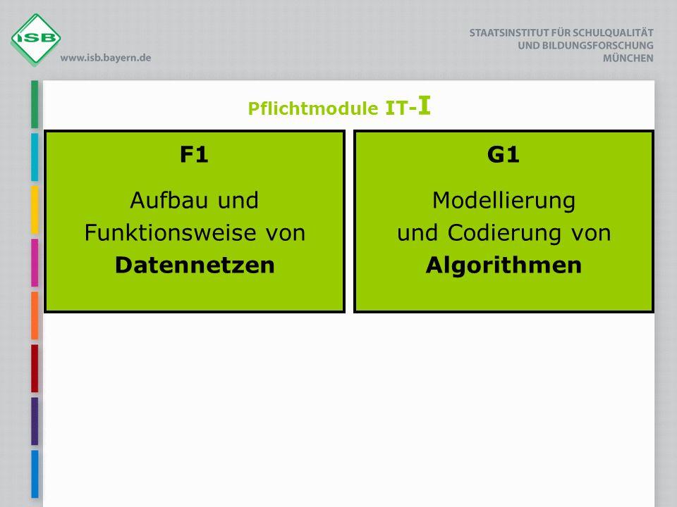 F1 Aufbau und Funktionsweise von Datennetzen