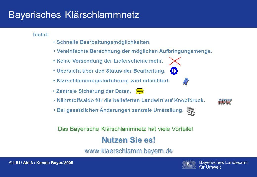 R NPK § Nutzen Sie es! www.klaerschlamm.bayern.de
