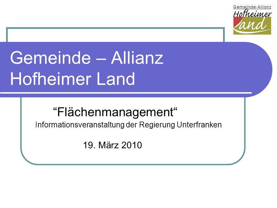 Gemeinde – Allianz Hofheimer Land