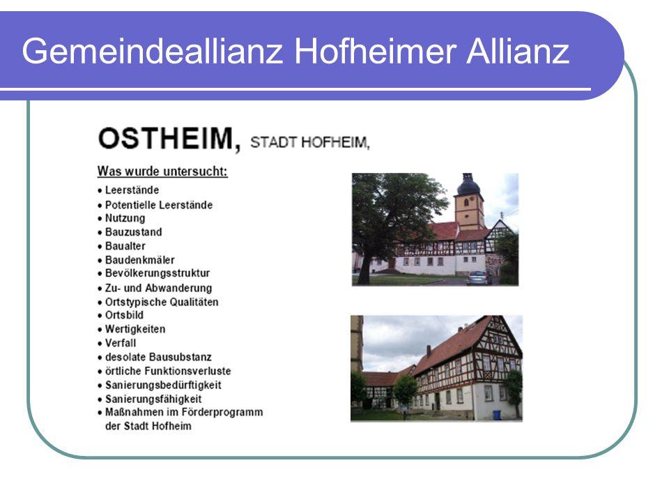 Gemeindeallianz Hofheimer Allianz