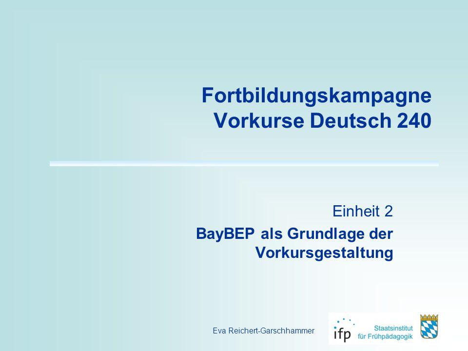 Fortbildungskampagne Vorkurse Deutsch 240