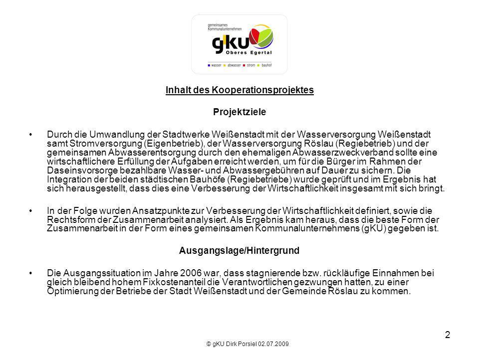 Inhalt des Kooperationsprojektes Ausgangslage/Hintergrund