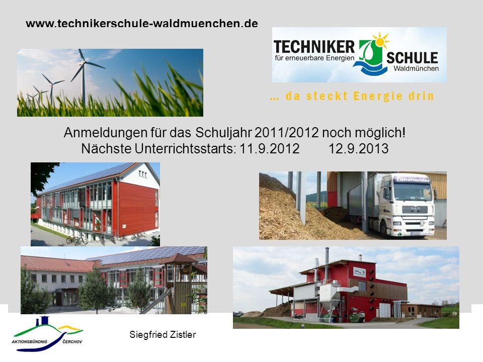 www.technikerschule-waldmuenchen.de … da steckt Energie drin.