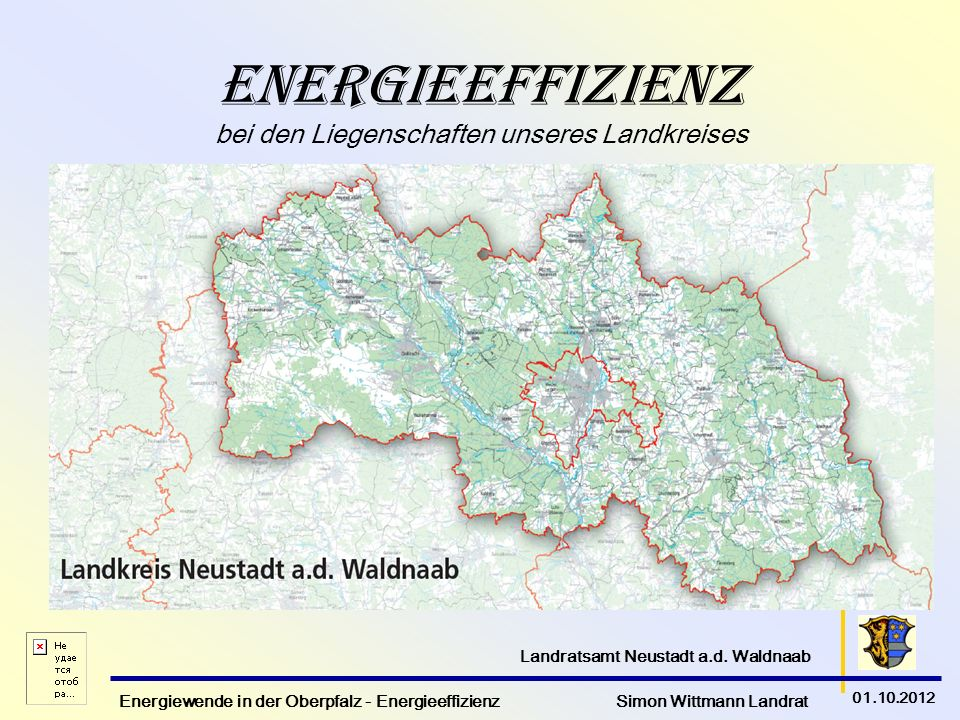 Energieeffizienz bei den Liegenschaften unseres Landkreises