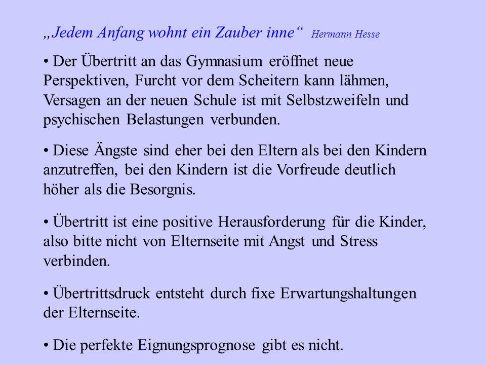"""""""Jedem Anfang wohnt ein Zauber inne Hermann Hesse"""