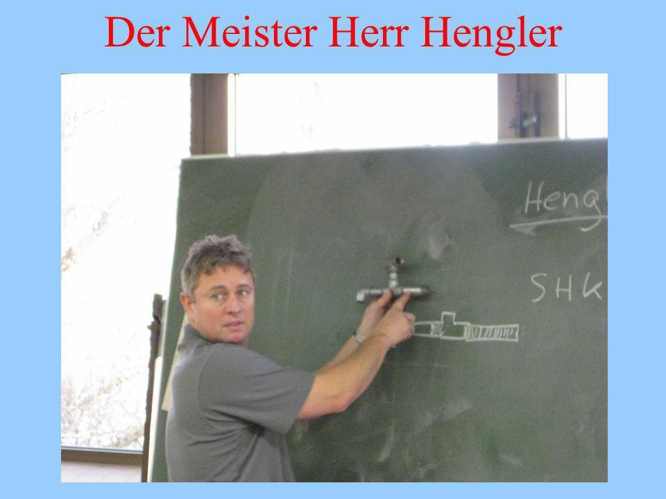Der Meister Herr Hengler