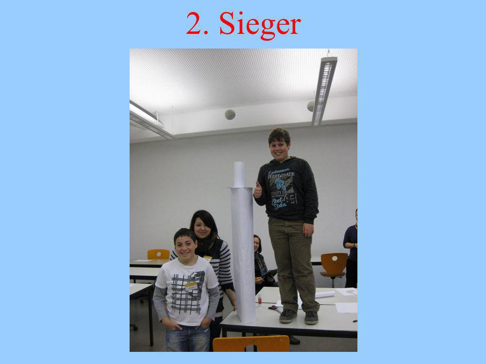 2. Sieger