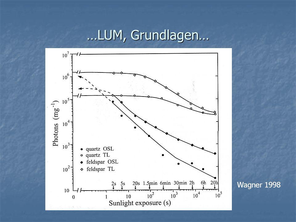 …LUM, Grundlagen… Wagner 1998