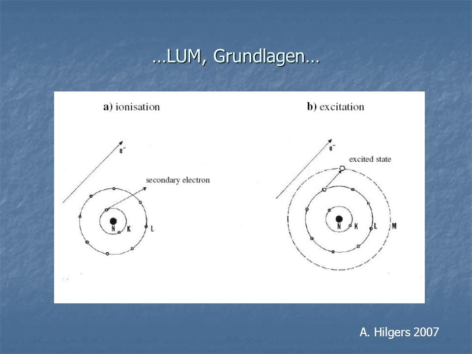 …LUM, Grundlagen… A. Hilgers 2007