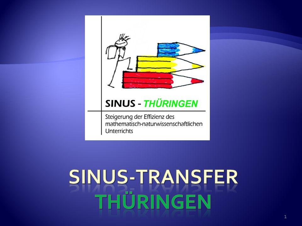 SINUS-Transfer Thüringen