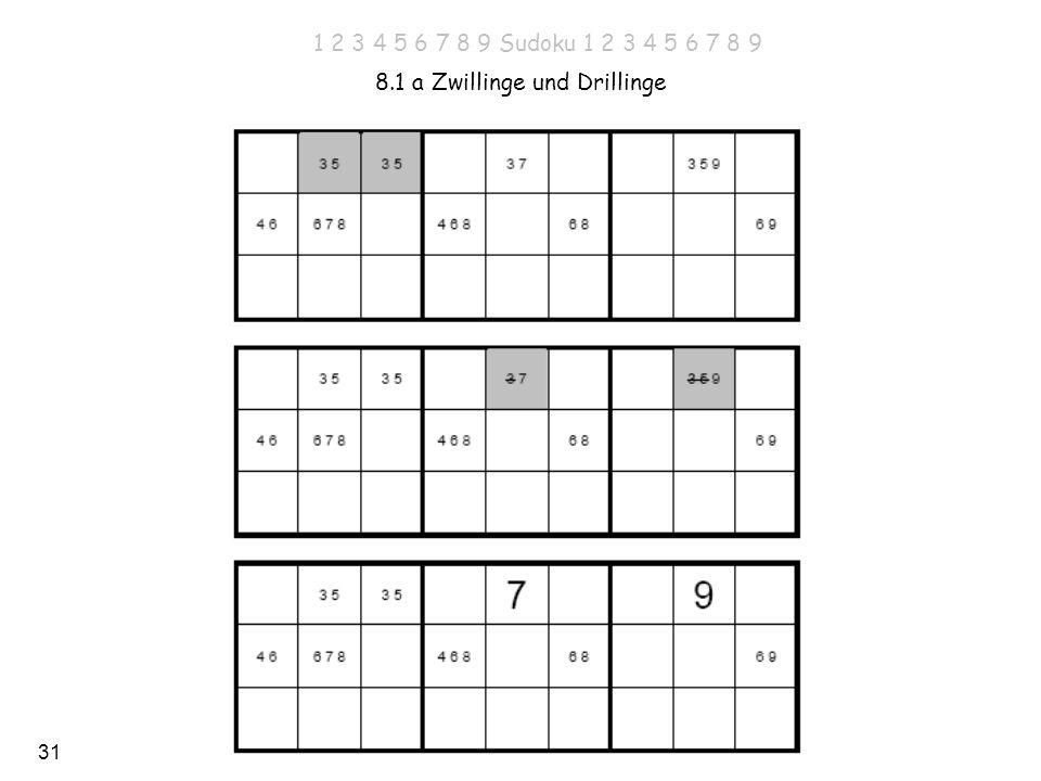 8.1 a Zwillinge und Drillinge