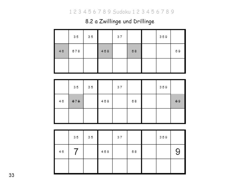 8.2 a Zwillinge und Drillinge
