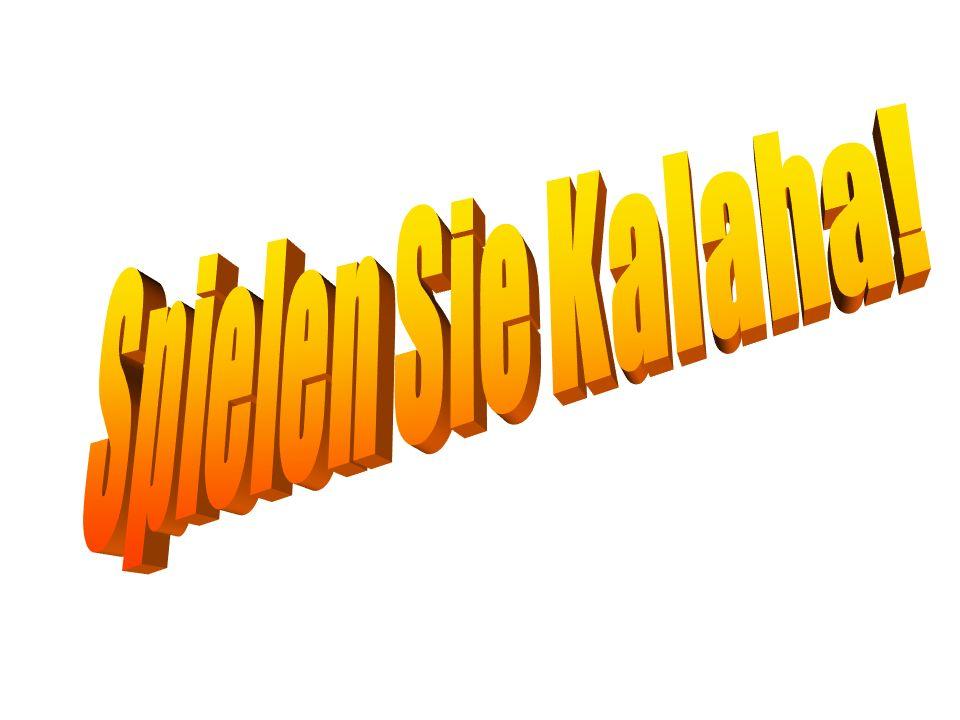 Spielen Sie Kalaha!
