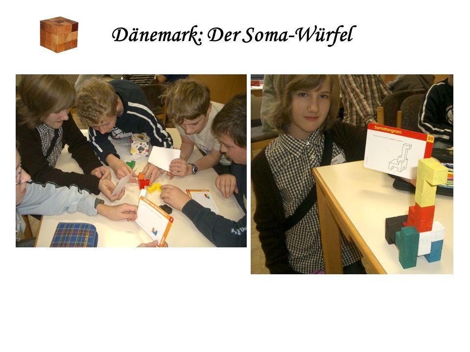 Dänemark: Der Soma-Würfel