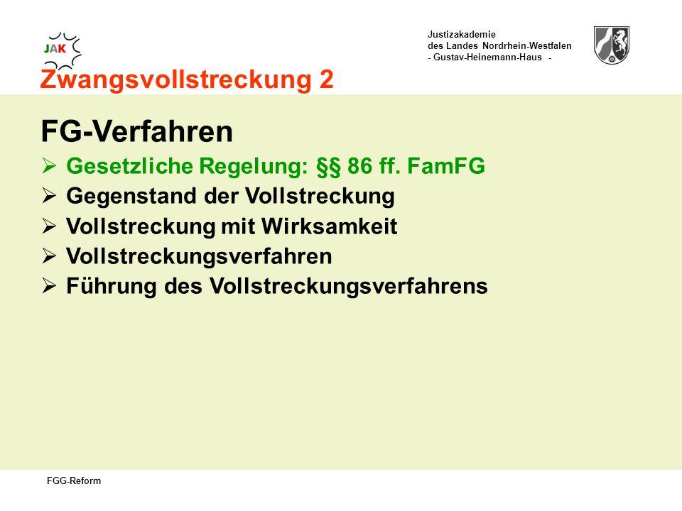 FG-Verfahren Zwangsvollstreckung 2