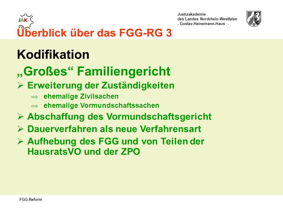 """""""Großes Familiengericht"""