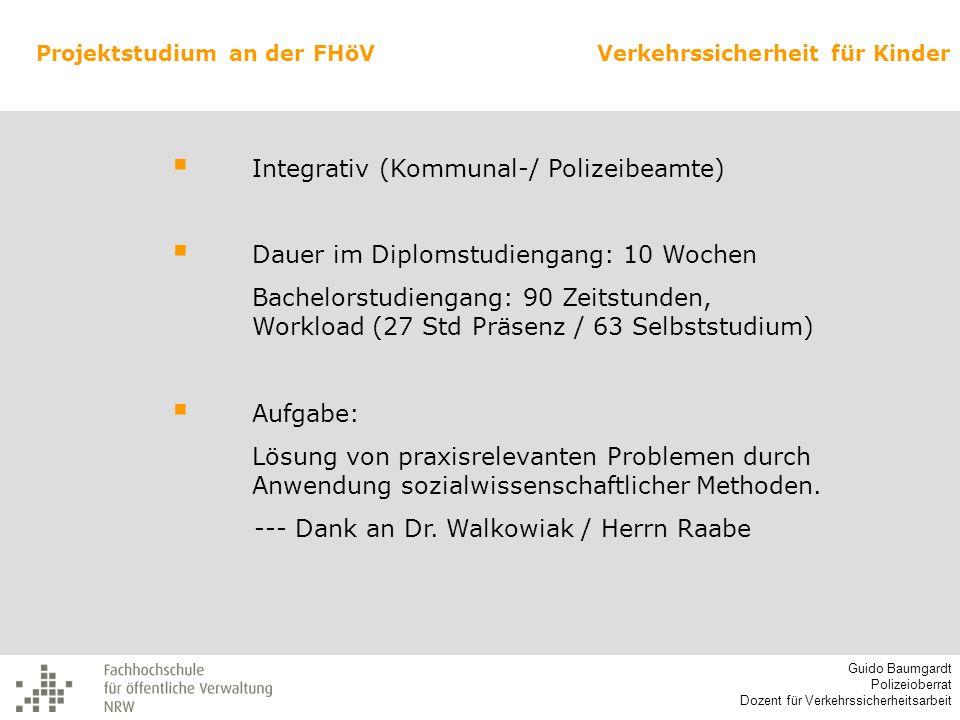 Integrativ (Kommunal-/ Polizeibeamte)