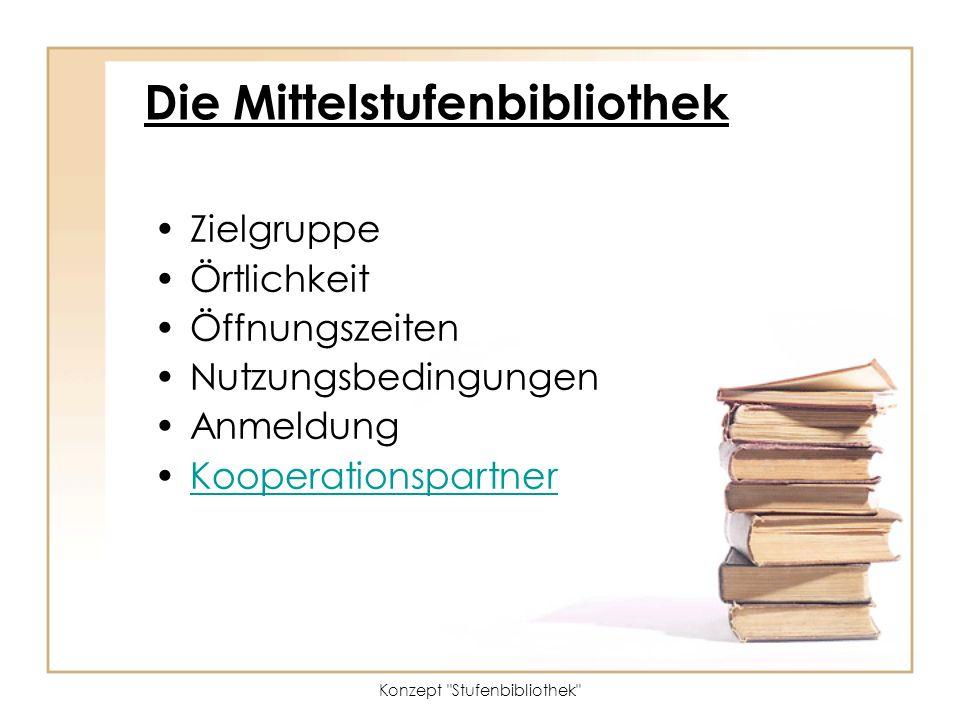 Die Mittelstufenbibliothek