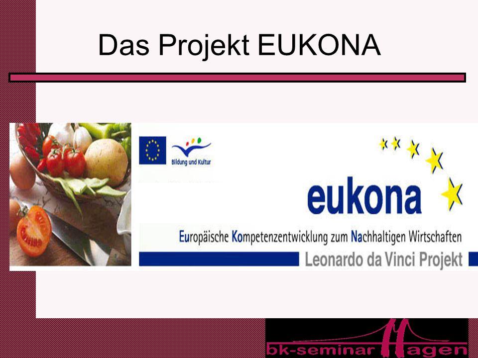 Das Projekt EUKONA