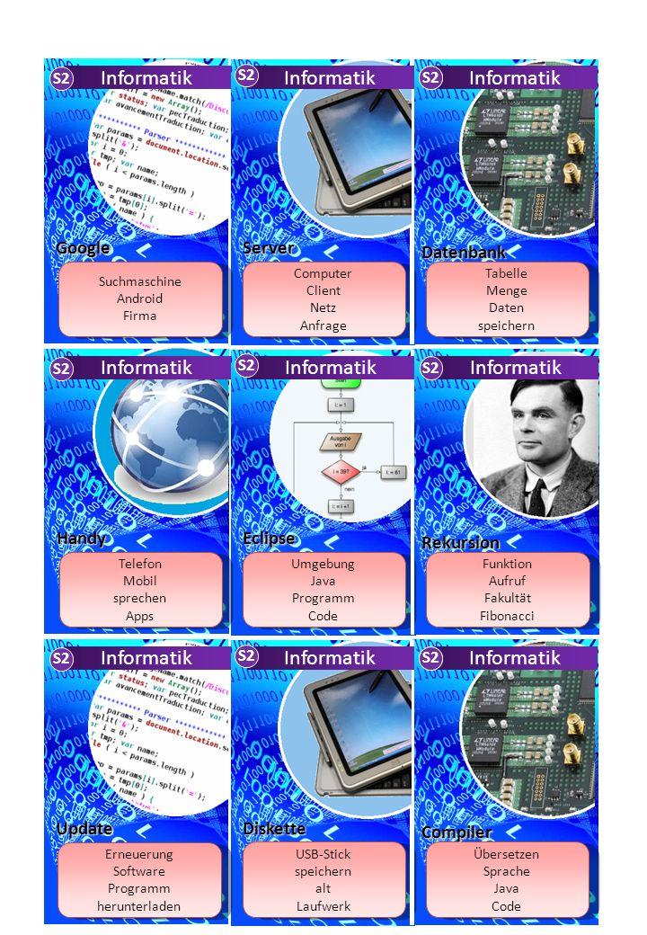 Informatik Informatik Informatik Informatik Informatik Informatik