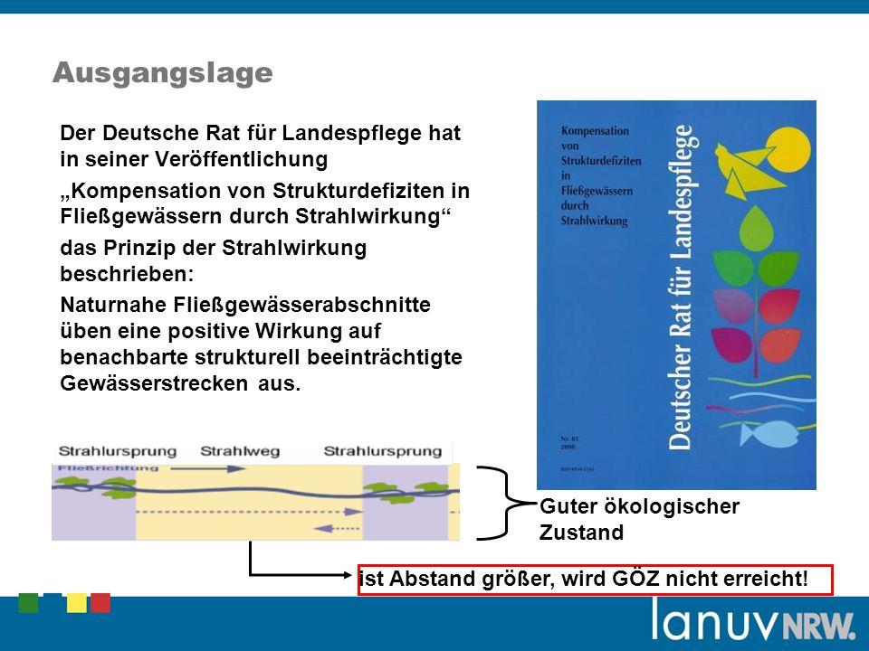 Ausgangslage Der Deutsche Rat für Landespflege hat in seiner Veröffentlichung.