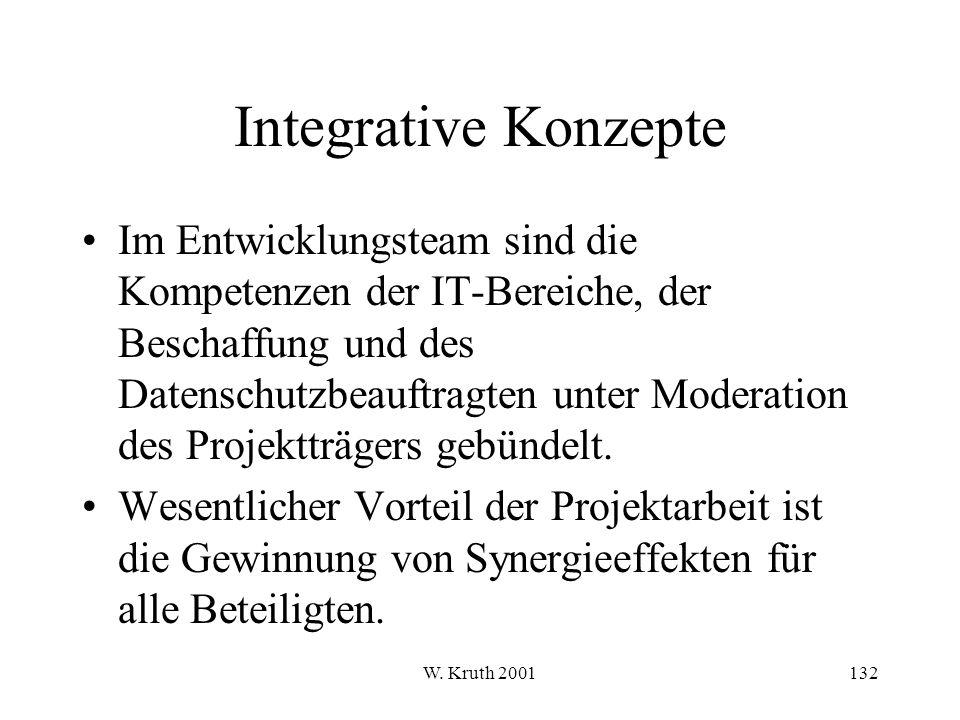 Integrative Konzepte