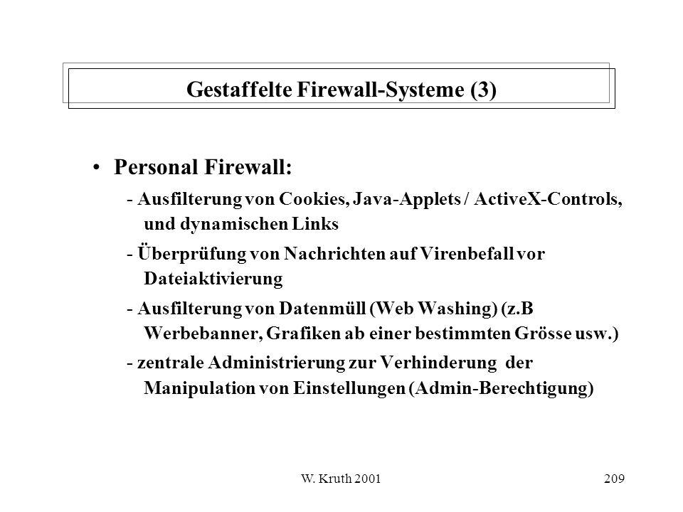 Gestaffelte Firewall-Systeme (3)