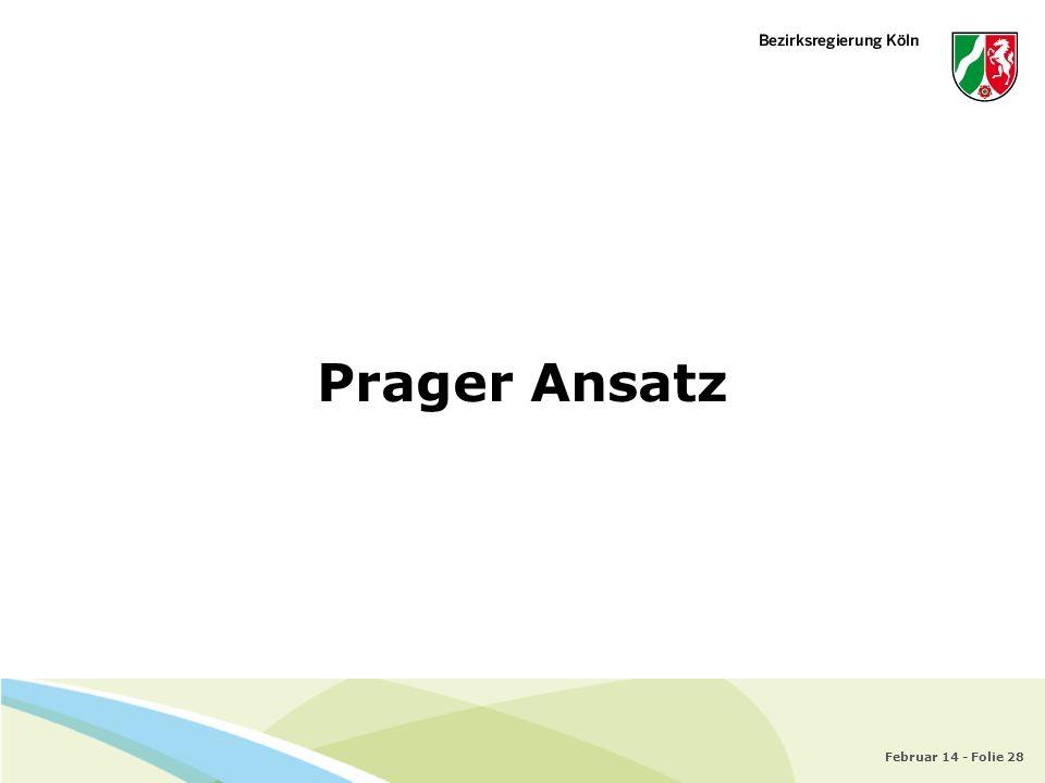 Prager Ansatz