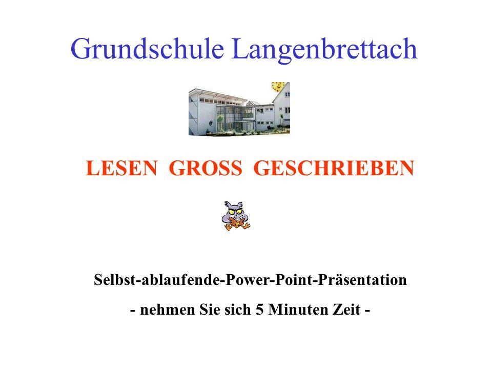 Grundschule Langenbrettach