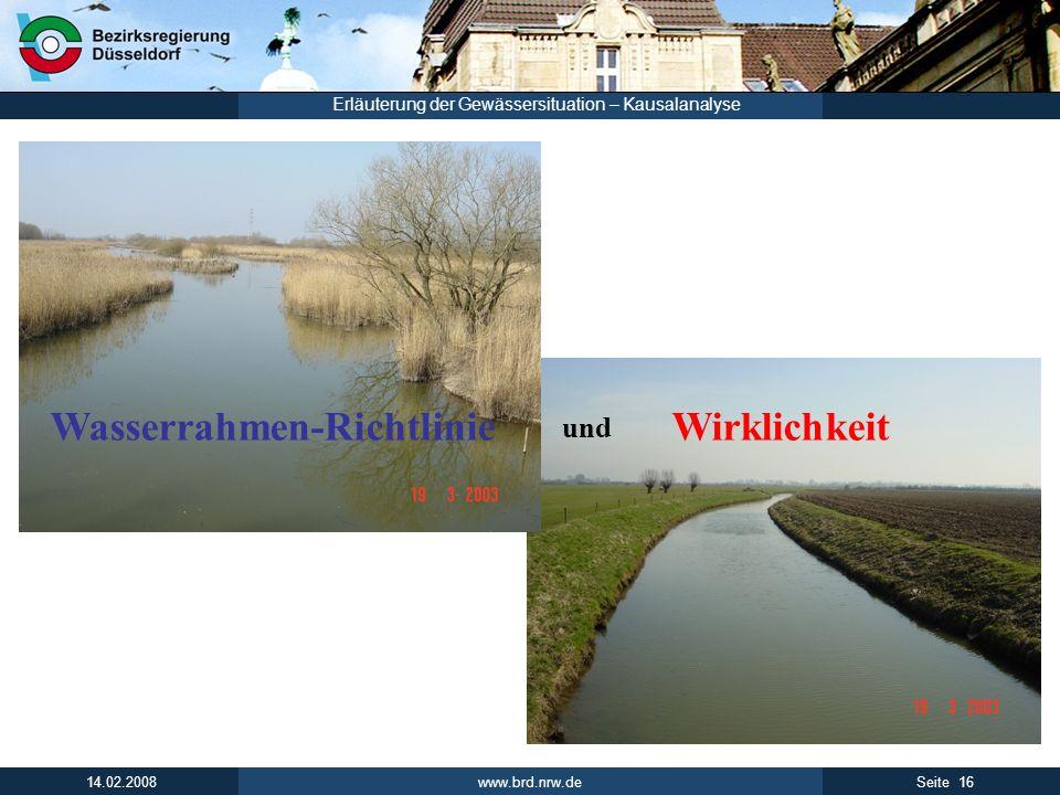 Wasserrahmen-Richtlinie
