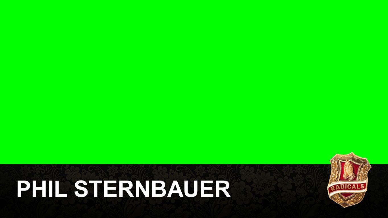 Namenseinblender PHIL STERNBAUER