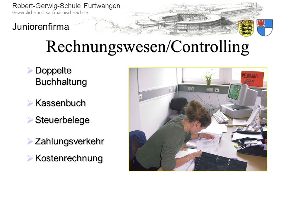 Rechnungswesen/Controlling
