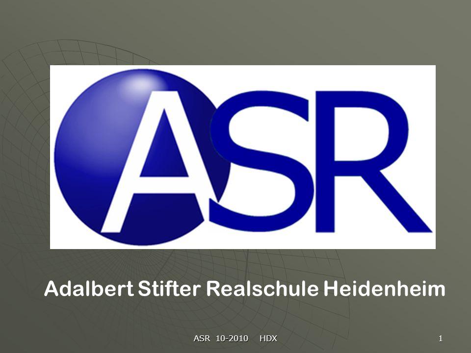 Adalbert Stifter Realschule Heidenheim