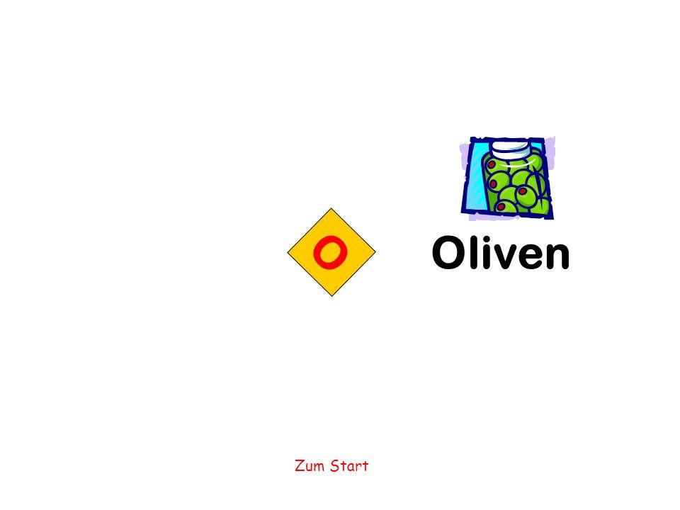 O Oliven Zum Start