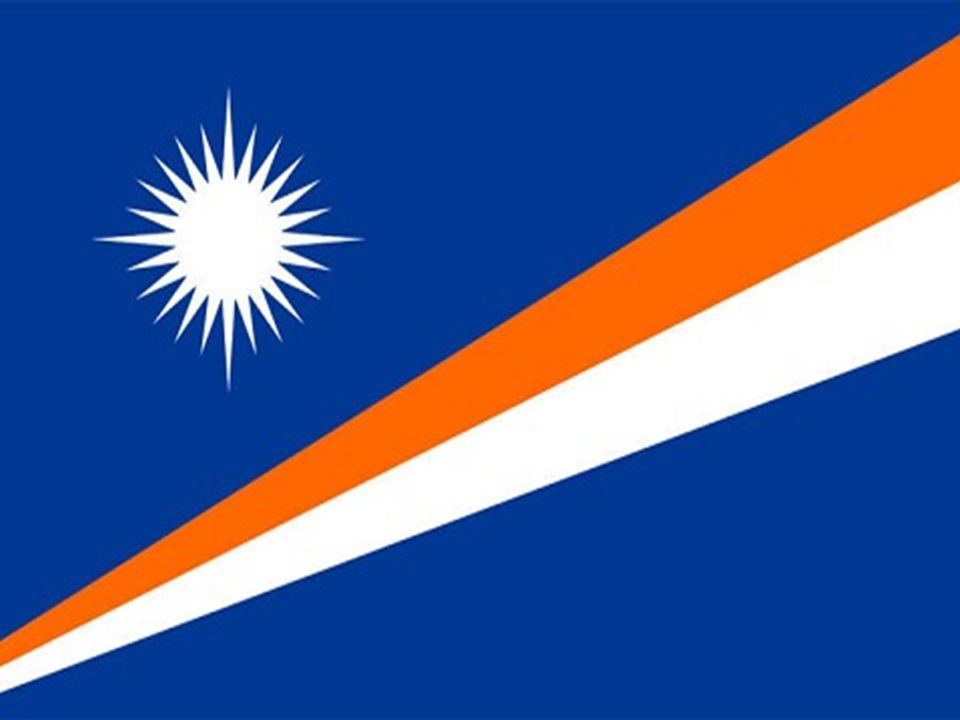 Flagge der Marshall Islands