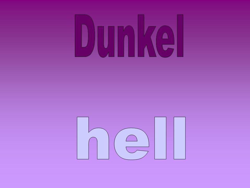 Dunkel hell