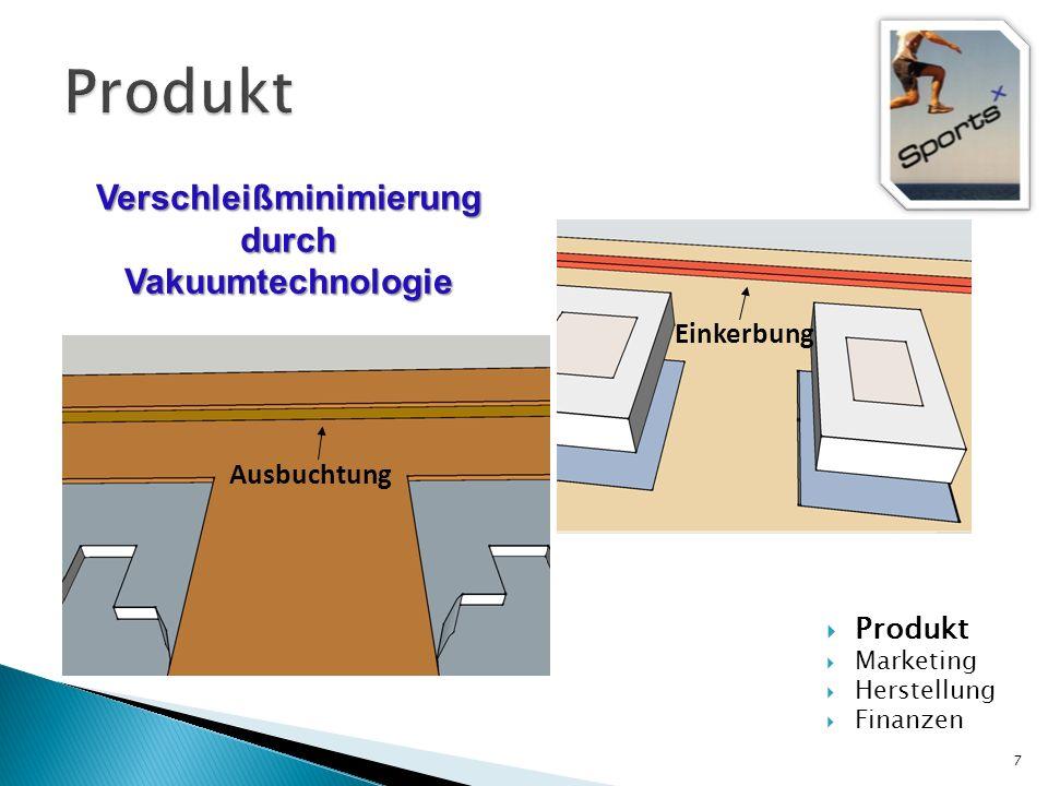 Verschleißminimierung durch Vakuumtechnologie