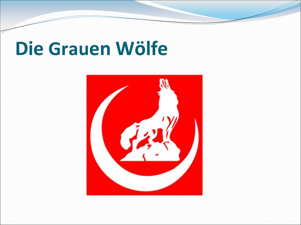 Die Grauen Wölfe
