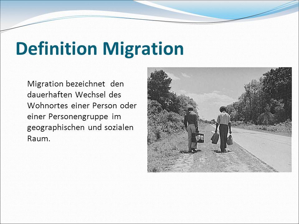 Definition Migration