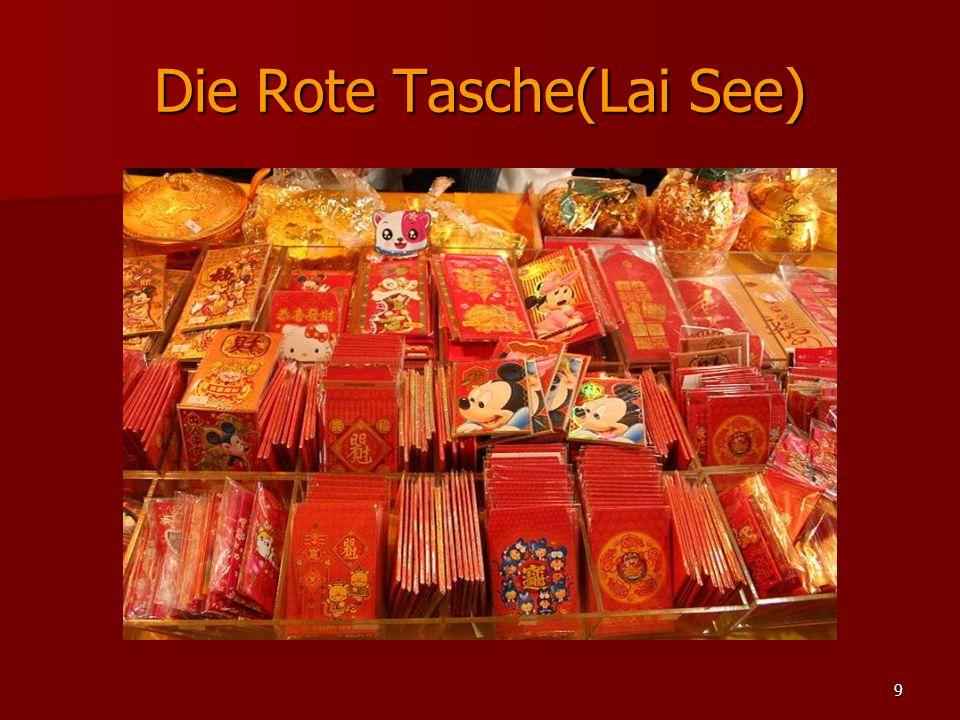 Die Rote Tasche(Lai See)