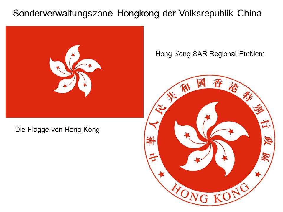 Sonderverwaltungszone Hongkong der Volksrepublik China