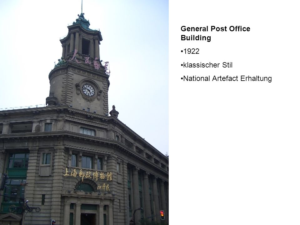 General Post Office Building