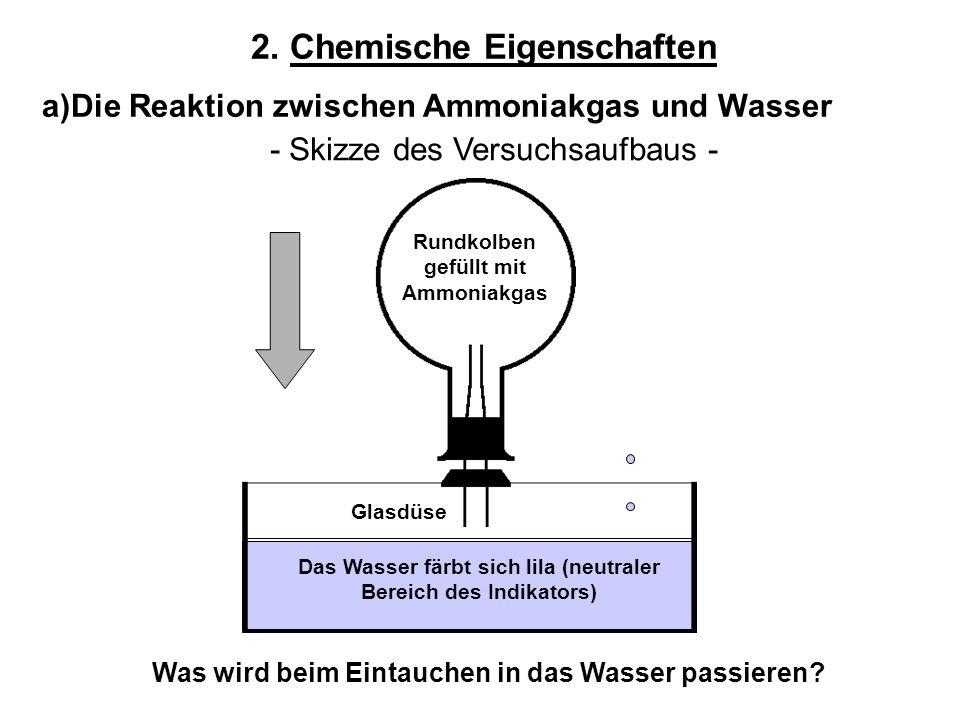 2. Chemische Eigenschaften