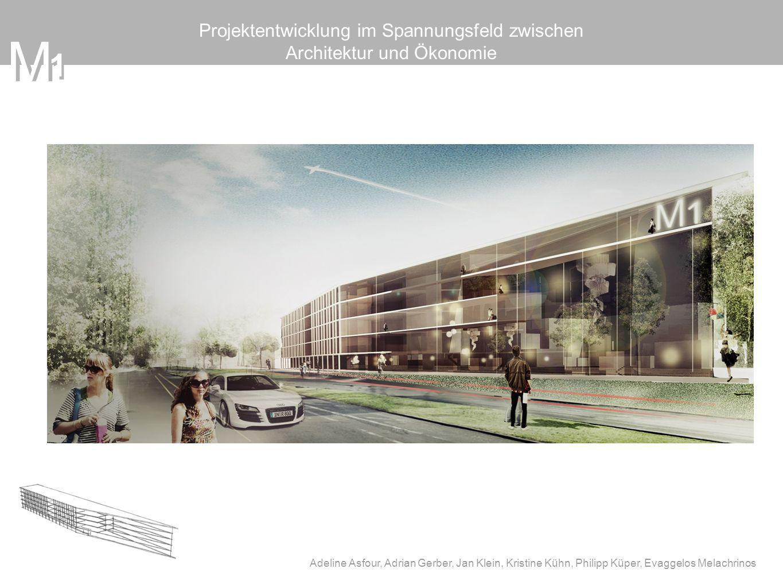 Projektentwicklung im Spannungsfeld zwischen Architektur und Ökonomie