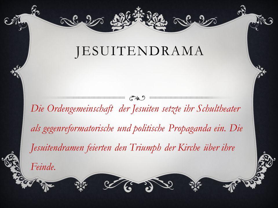 Jesuitendrama
